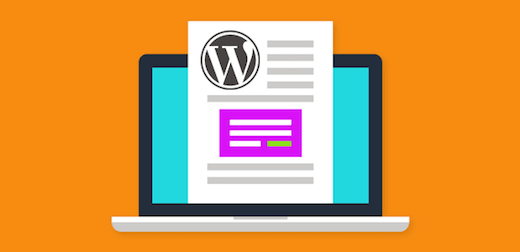moduli contatto wordpress