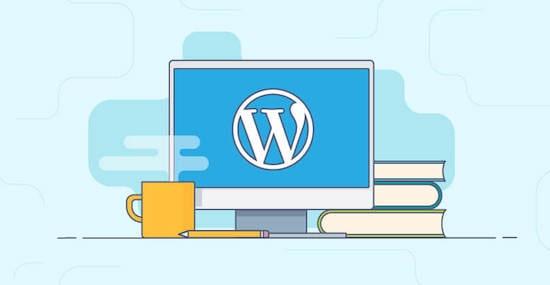 navigazione wordpress