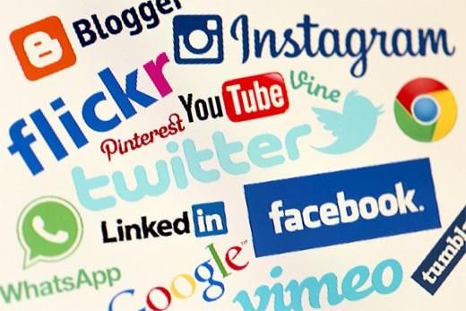 social-media integrazione