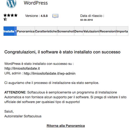 wordpress_installato