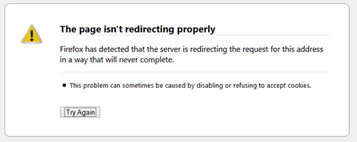 troppi-redirects-errori