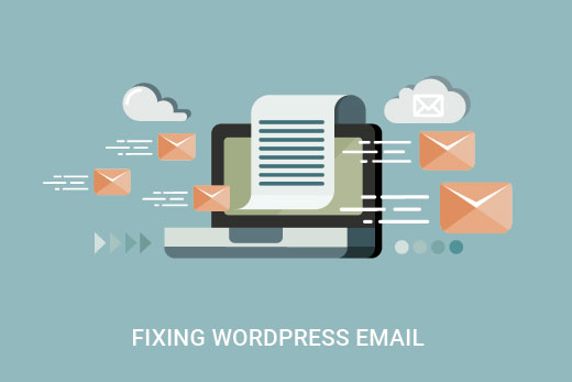wordpress notifiche email errore