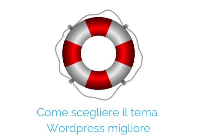 temi wordpress supporto